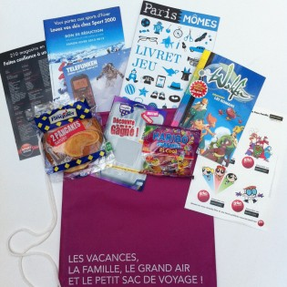 Pack Famille SNCF