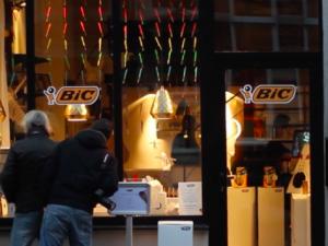 Bic store