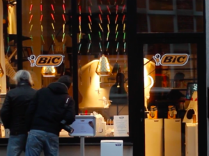 Bic store